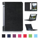 "Magnetic PU Leather Case Stand Protect Cover Wake For Lenovo Yoga 3 850F 8"" Tab"