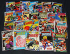 Daredevil #155,164,166-167,171,175,176,180+ Mid-Grade FN/VF/NM Asst 1970s Marvel