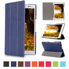 Luxury Leather Slim Flip Stand Magnetic Smart Case Cover For ASUS Zenpad 8 Z380C