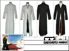 Bleach Kurosaki Ichigo Bankai Cosplay Costume Black White costume free shipping