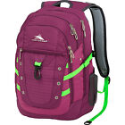 High Sierra Tactic Backpack 9 Colors Business & Laptop Backpack NEW
