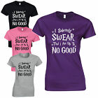 I Solemnly Swear That I Am Up To No Good Ladies Harry Potter Women T-Shirt