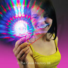 Light Up Disco Ball Wand Rainbow Torch Flashing LED