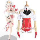 Super Sonico Queen of Hearts GK Ver Sexy Dress With Gloves Cosplay Costume