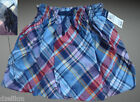 NWT RALPH LAUREN Girls Cotton Plaid Skirt Size 6