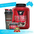 BSN SYNTHA-6 LEAN WHEY PROTEIN POWDER 2.27KG 5LBS SYNTHA6 5LB