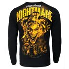 LONG SLEEVE T-SHIRT EXTREME HOBBY OMERTA CLOTHES YOUR WORST NIGHTMARE JOKER