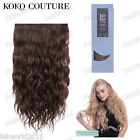 """KOKO Couture 20"""" Synthetic 3 Piece Clip in Extension Beach Wave - Kylie"""