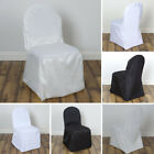 150 pcs POLYESTER Feast CHAIR COVERS Wedding Reception Party Decorations SALE