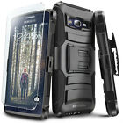 Galaxy E5 Case, Evocel Rugged Holster Kickstand & Belt Clip Case + Screen Saver