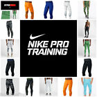 NIKE PRO Mens Compression Training Spandex Tights Base Layer HYPERCOOL-HYPERWARM