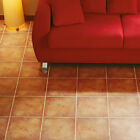 Tatara Cuero Terracotta Effect Porcelain Anti Slip Floor Tile 333x333x6mm