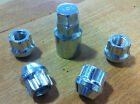 Wolfrace Alloy Wheel Locking Nut Anti Theft Nut 12 x 1.5mm Ford Focus