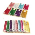 Bling Sparkle Glitter Stars Colorful Dynamic Liquid Quicksand Hard Case Cover