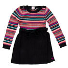 Roxy Kid's Winter Dreams Dress True Black Knit