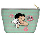BETTY BOOP GOODNIGHT KISS LIGHTWEIGHT ACCESSORY POUCH $19.08 USD