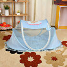 Infant Baby Mosquito Net Summer Cradle Bed Neting Canopy Cushion Mattress Pillow