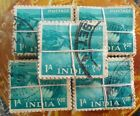 100 Pcs LOT - 1955 - A1 - Tilaiya Dam, Damodar, Irrigation, Water, Reservoir