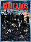DVD Brand New Sealed The Sopranos Complete Fifth Five 5 Season 4-Disc Set WS HBO