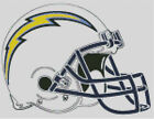 Cross stitch chart, Pattern, San Diego , Chargers, NFL, US, American, Football