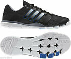 New Adidas Climacool Training/Entertainment black with blue Trainers Mens Womens