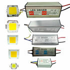 10W-100W High Power LED SMD Chip+Waterproof Integrated LED Driver Power Supply