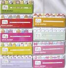Assorted Stick Marker Set of Tabs / Markers (Your Choice)~KAWAII!!