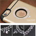 iPhone 6/6s, 6/6s Plus Case Fitted Cover Swarovski Ringke Noble Pendant 3types