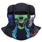 3D Hand Paint Devil Balaclava Summer UV Protect Cosplay Face Mask New Unique Hat