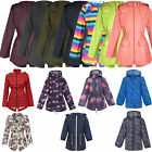 KIDS CHILDREN BOYS GIRLS RAIN MAC KAGOUL KAGOOL CAGOULE RAINCOAT FESTIVAL JACKET