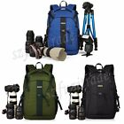 Sinpaid Photography Camera Backpack Bag Travel Outdoor Sport Business Case Pouch