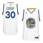 NBA Stephen Curry 30 Golden State Warriors adidas Swingman Mens Jersey White