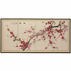 Oriental Furniture Plum Blossom Chinese Painting