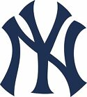 New York Yankees - Vinyl Sticker Decal - Baseball MLB Full Color CAD Cut Car on Ebay