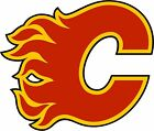 Calgary Flames - Vinyl Sticker Decal - Hockey NHL Full Color CAD Cut Car Truck $8.97 USD on eBay
