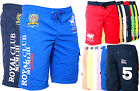 Geographical Norway Herren Bade Hose Bade short  Schwimmshort Sommer Neon Shorts