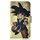 Cartoon Dragon Ball PU Leather Flip Case Cover For iphone #03