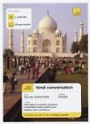 Hindi Conversation by Rupert Snell booklet + 3 cds