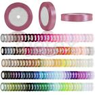 "25 Yards Satin Ribbon 3/2"" Craft Wedding Party Decor DIY RN0007"