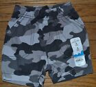 Jumping Beans Camo Shorts You Chose Size & Color Camouflage Army Navy Marines