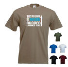 'This is what an Awesome Runner looks like' Running Jogging Track Funny Tshirt