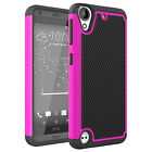 Dual Layer Shockproof Cover Hybrid Silicone Case for HTC Desire 530/630