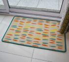 COLOURFUL CREAM SMALL LARGE RUG RUNNER SOFT MODERN RUGS NON SHED MATS DOORMATS