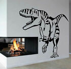 Wall Removable Vinyl Decal Sticker Kid Animal Mural T-rex Tyrannosaurus Dinosaur