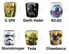 Star Wars Ceramic Gift Boxed Mugs - Darth Vader - Yoda - Stormtrooper - C3P0....