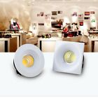 20X 3w Recessed Ceiling Light Spot Lights Downlight Lamp Hall Kitchen +Driver