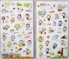 Let's Have Fun with Story Time Sticker Sheet by Pulple (Your Choice)~KAWAII!!