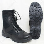 Black Security Boots - Army Combat Military Airsoft Paintballing Hunting Unisex