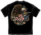 New US Navy Graphic Tee These Colors Don't Run Black MM140 M-XXL