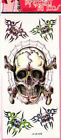 TEMPORARY TATTOO SKULL TRIBAL SCORPION Phoenix Rose ect
